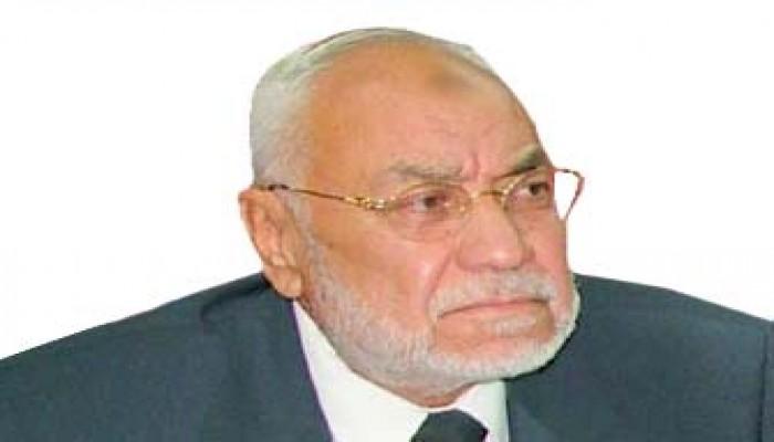 المرشد العام ينعى الشيخ السامرائي أحد رواد الحركة الإسلامية بالعراق