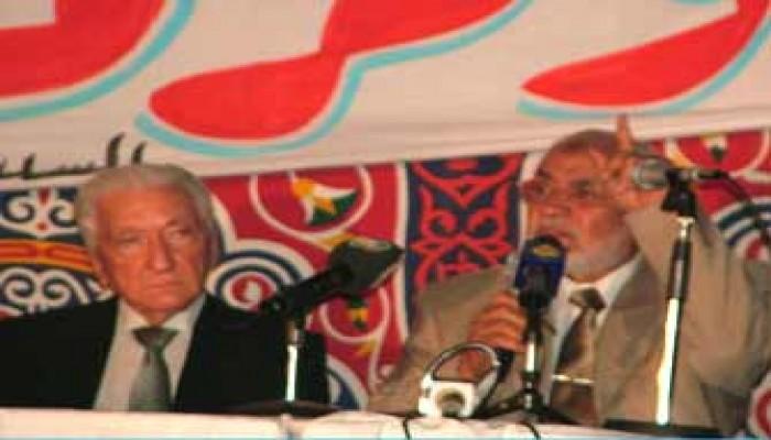 المرشد العام: تحرير فلسطين قضية الإخوان الأولى