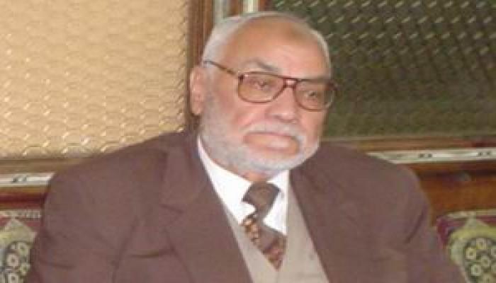 عاكف ينعى رئيس حزب النهضة الإسلامي في طاجيكستان