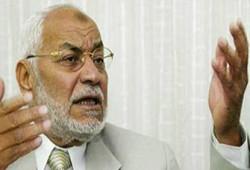 المرشد العام: النظام المصري منحاز للصهاينة في الحرب على الإسلاميين