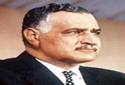 عبد الناصر على قبر حسن البنا.. لماذا؟