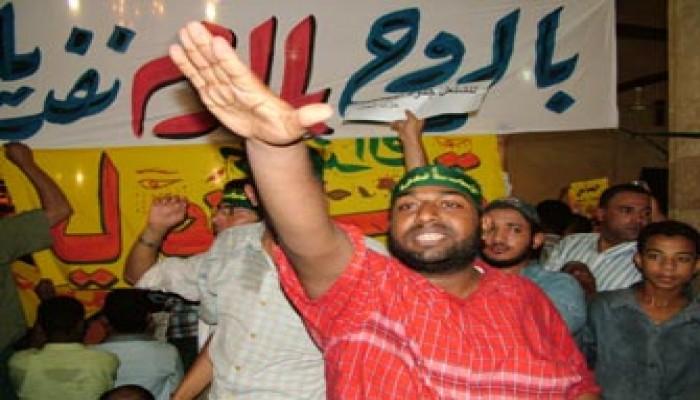 المرشد العام يشارك في مؤتمر جماهيري بالأزهر نصرةً للمقاومة