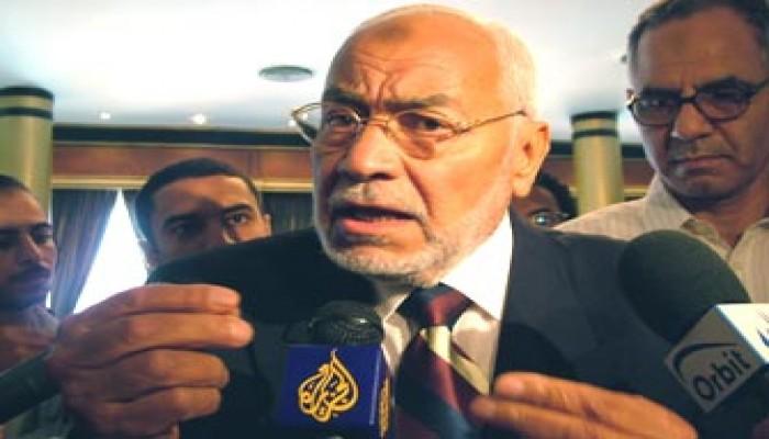 عاكف يجدِّد دعمه للمقاومة اللبنانية وينتقد غياب الإستراتيجية العربية