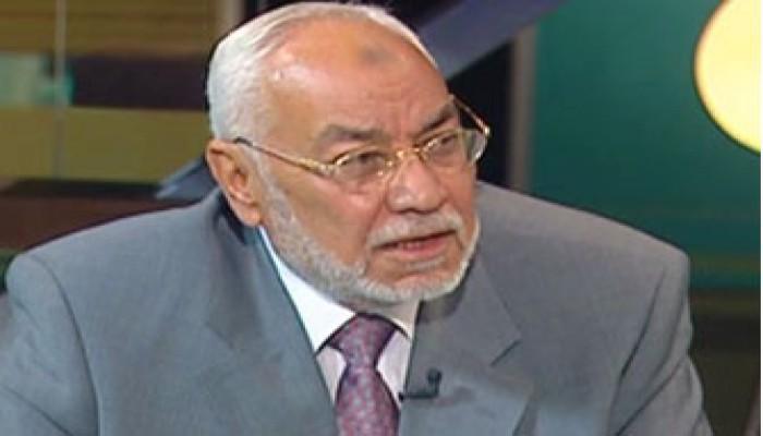 المرشد العام يتهم النظام المصري بمحاصرة قوى الإصلاح لحماية الفساد