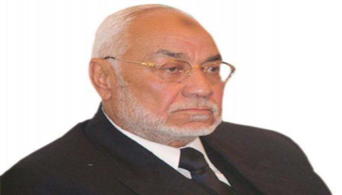 عاكف يعزِّي هيئة علماء المسلمين بالعراق في الشهيد الجميلي
