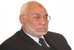 المرشد العام ينعي مصطفى العفيفي أحد الرعيل الأول للإخوان