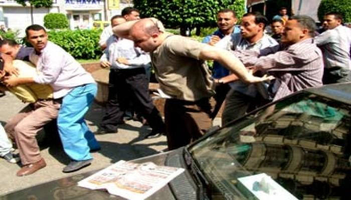 500 معتقل من الإخوان المسلمين في يوم نصرة القضاة