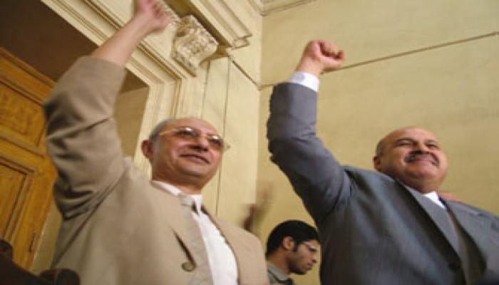 البسطاويسي: الشعب المصري كله يدعم القضاة والإخوان أولهم