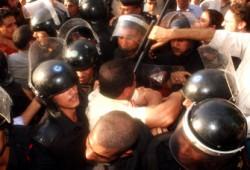 اعتقال أربعة من الإخوان المسلمين في الإسكندرية