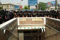 منع مئات الإخوان من المحافظات للتضامن مع القضاة
