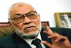 عاكف: إحالة القضاة إلى التحقيق ولجنة الصلاحية جريمة