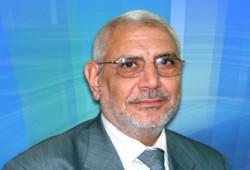 أبو الفتوح يحمل الأمن المصري مسئولية تفجيرات دهب