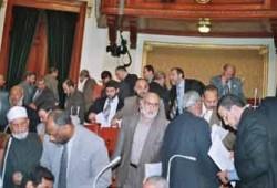 نواب الإخوان أجبروا البرلمان على مناقشة التصعيد ضد القضاة