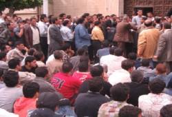 عاكف: أحداث الإسكندرية لن تنال من نسيج الأمة