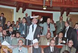لجنة برلمانية توافق على قانون إخواني لإلغاء الحبس الاحتياطي