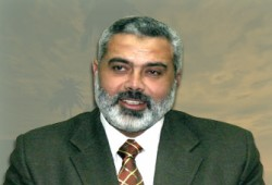 نص كلمة إسماعيل هنية في المجلس التشريعي الفلسطيني