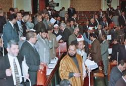 نواب الإخوان يواصلون رفضهم لبيان الحكومة