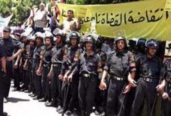 الحكومة المصرية تسعى لإفشال الجمعية العمومية للقضاة