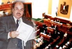 حمدي حسن يصف بيان الحكومة بالفضيحة والأضحوكة