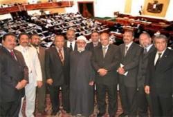كتلة الإخوان تتبنى مشروع قانون السلطة القضائية