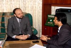 """ممثل """"حماس"""" في اليمن: نجحنا في كسر الحصار حول حركتنا"""