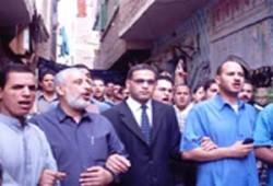 مجدي عاشور يفتتح مقره في المرج