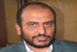 مثنى الضاري يزور مكتب إرشاد جماعة الإخوان المسلمين