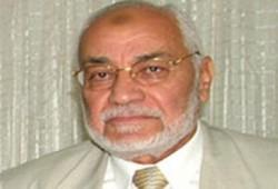 عاكف يؤكد مساندة الزنداني ودعم وحدة العراق