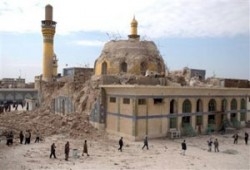 الإخوان يدينون تفجيرات سامراء