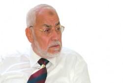 عاكف يدعو كافة الأحزاب والقوى للتكاتف لمحاربة الفساد