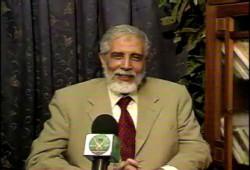 """د. محمود عزت يقدم """"شهادة على طريق الدعوة"""""""