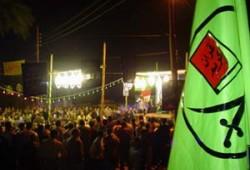 مؤتمر جماهيري لإخوان الإسماعيلية للدفاع عن الرسول الكريم