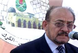الذنيبات يدعو الحكومة الأردنية لفتح قنوات اتصال مع حماس