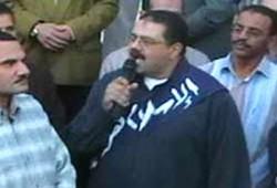 عرض الدكتور حسن الحيوان على نيابة أمن الدولة