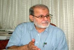 """حبيب: الغرب يبتز """"حماس"""" والشعوب الإسلامية مطالبة بدعمها"""