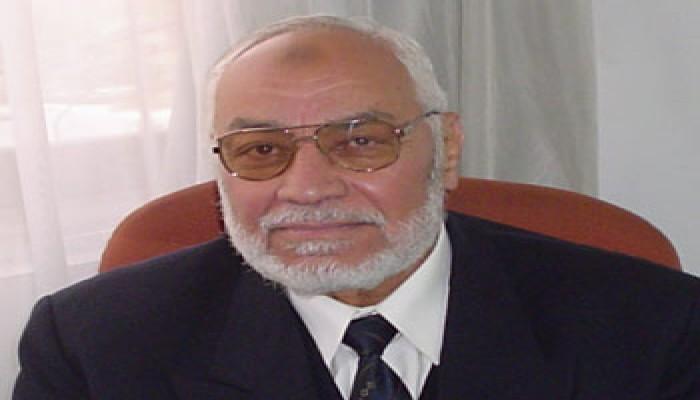 عاكف: المستقبل في المنطقة العربية للصحوة الإسلامية