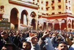 نواب الإخوان يتبنون قضايا المهندسين بمجلس الشعب