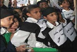بوراوي يطالب بتعاطفٍ دوليٍّ مع أطفالِ الإيدز في ليبيا