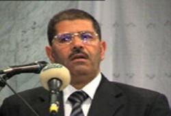 """مرسي يتحدث عن الانتخابات ونواب الإخوان في """"المستقلة"""""""