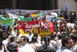 الإخوان يقودون انتفاضة الإصلاح في مصر