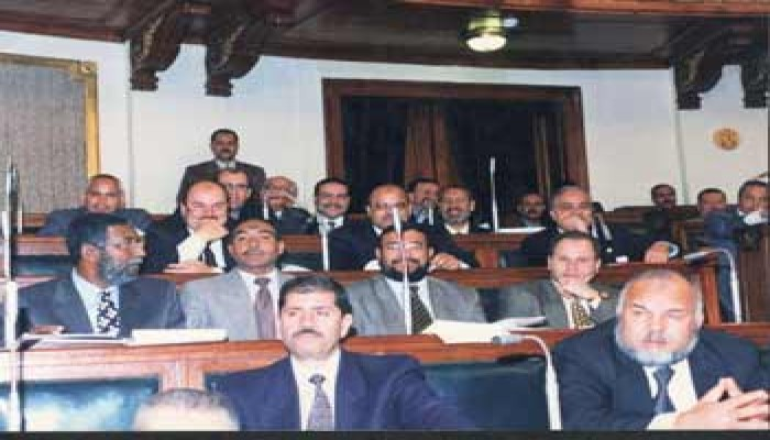 نواب (الإخوان) يرفضون للعام الرابع بيان الحكومة المصرية