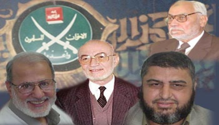 """""""هويدي"""" و""""حبيب"""" و""""الشاطر"""" نواب للمرشد العام للإخوان"""