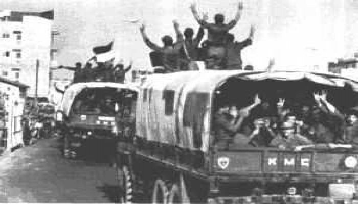الإخوان المسلمون ودورهم في حرب فلسطين 1948م