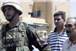 هجوم جديد على القوات الأمريكية في العراق
