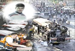 تزايد عدد القتلى والجرحى في عملية القدس الاستشهادية