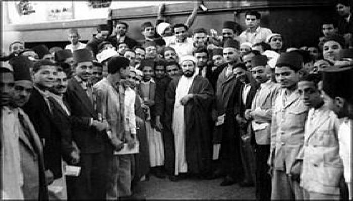 حديث الإمام الشهيد حسن البنا للصحافة عقب حل الجماعة