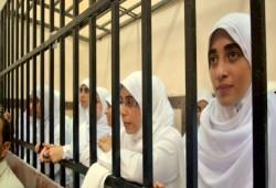 هاشتاج يدعو إلى التضامن مع المعتقلات في سجون الانقلاب