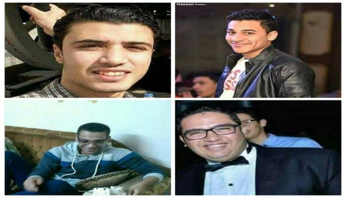 """""""معتقلي وشهداء الشرقية"""" تطالب بتسليم جثث الشهداء الأربعة"""