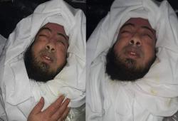بعد أربعة أيام.. شرطة الانقلاب تفرج عن جثة الشهيد أحمد وهدان