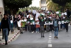 الجزائر.. جمعة ثانية من المظاهرات ضد ترشيح بوتفليقة